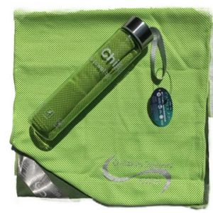 Chillax Towel – Lime Green