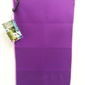 Golfers Towel – Purple