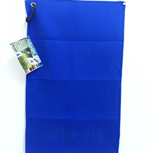 Golfers Towel – Royal Blue