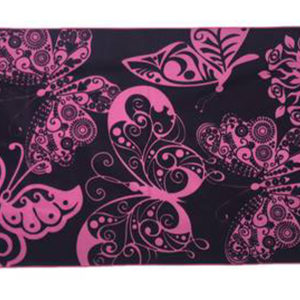 Sea Breeze Towel – Pink Butterfly