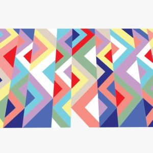 Sea Breeze Towel – Triangles