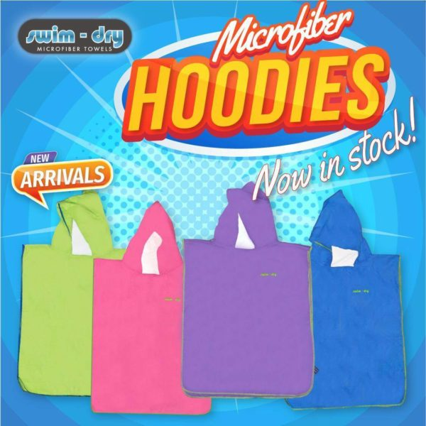 Microfiber Hoodies